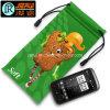 Karton Microfiber Beutel für Telefon und Sonnenbrillen
