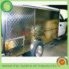 304 201 스테인리스 음식 트럭 실내 장식은 중국에서 스테인리스 구매를 돋을새김한다