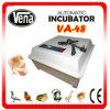 Beste Verkopende Mini Automatische Draagbare Incubator va-48 voor Verkoop