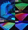 특허 IP65 단계 빛을%s 휴대용 동적인 아크릴 LED 댄스 플로워