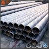 Precio soldado espiral del tubo de acero de 48 pulgadas