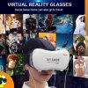 Seller caldo Vr Box Virtual Reality Vr Glasses per Smart Phone video Glasses Google Cardboard