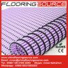 Nattes humides de région de couvre-tapis tubulaire de PVC pour la piscine antidérapante