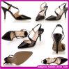 Talon haut Casual Shoes Thin Heels de Lady de 2015 modes avec The Fine Leather avec The Lartest Design (W90923)