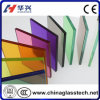 Alto Security Clear o Colored Tempered Laminated Glass para Floor