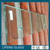 het Groene Gelamineerde Glas van 6.76mm/Gekleurd Gehard Kogelvrij Gelamineerd Glas