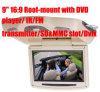 9  회귀하는 16:9는 DVD 플레이어 (LTM-R901)와 지붕 거치한다