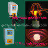 Ultrahigh Frequency Induction Heating Machine / Induction Heater / Brazing / Melting Machine
