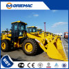 XCMG carregador Lw500k da roda de 5 toneladas