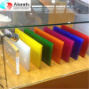 Heißes verkaufenreklameanzeige-freies transparentes Blatt-Acryl