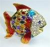宝石類のギフト用の箱-熱帯魚の装身具ボックス(DWA01789)