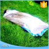 Silberner reflektierender thermischer Rettungs-Plastik-Schlafsack für das Kampieren