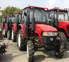 55HP Farm Tractor, 4WD of 2WD met Canopy of Cabin