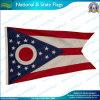 Bandera del estado de Ohio, bandera de encargo del estado (NF05F03100)