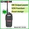 Nuovo arrivo! Due-modo Radio di frequenza ultraelevata Portable Radio di Chicom CH-Q5 5W