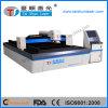 Doppia macchina movente del metallo di taglio del laser della fibra di CNC