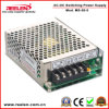 5V 10A 50W Miniature Switching Power Supply 세륨 RoHS Certification Ms 50 5