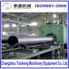 Industrieller Stahlrohr-Typ Granaliengebläse/, das Gerät Shotblasting ist