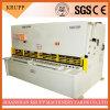Hydraulische Scherende Machine voor Knipsel 12mm Staal van de Plaat