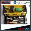 Tocha de soldadura plástica Handheld do ar quente do PVC do injetor do ar quente