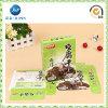 La vente en gros personnalisée font à nourriture les fabricants de boîte de papier (JP-box011)
