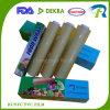 O PVC do uso das frutas e verdura adere-se embalagem do uso da família da película