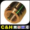 El CNC de calidad superior del OEM del fabricante del CNC dado vuelta parte ISO 9001 certificada