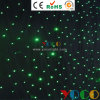China Hot-Sell Birthday Party Background LED Fireproof Flannel Curtain LED