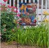 2015 bandierine su ordine del giardino sublimate inverno (HY2390)