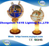 Yaye Best 2016 Sell Gemstone Globe con Lighting, Holiday Gifts, Christmas Gifts