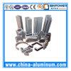 Camada de alumínio anodizada fábrica AA20um do perfil de China