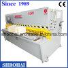 보하이 상표 CNC 유압 단두대 깎는 기계