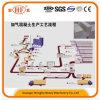 ミャンマーの高く効率的な細胞軽量のコンクリートAACのブロック機械