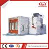 강철 구조물 가득 차있는 격자 지하실 살포 부스 (GL4000-A1)