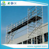 Andamio de aluminio del sistema y de la alta calidad del andamio y andamio del marco