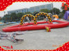 De opblaasbare Apparatuur van het Spoor van het Spel van de Sport van de Boog Opblaasbare (FLRA)