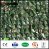 Напольная дешевая загородка листьев завода PVC поддельный пластичная для украшения сада