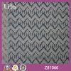 ナイロンポリエステルスパンデックスの波デザインレースファブリック(Z81066)