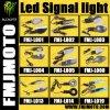 Indicatore luminoso di segnale del motociclo LED da stile universale Fmj-J001 di Fmj Moto