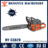 Gasoline tenu dans la main Chain Saw avec 8000rpm Relent Speed