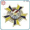 Andenken-Fertigkeit-Emaille-Polizeichef-Tasten-Abzeichen