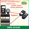 Liftmaster 94330e, 94333e, 94334e, 94335e Compatible Remote Control Garage Door
