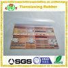 Geöffnete Art-Papier-Einlage PVC-Gummicomputer-Tabellen-Schreibtisch-Matte