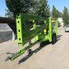 Table élévatrice hydraulique de boum de levage de remorque diesel mobile de plate-forme