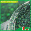 Plastic를 위한 새로운 Type Green Glitter Powder