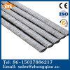 Metal de hoja acanalado del conducto del plano de acero