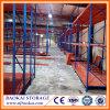 Md-023-Bk schort de Op zwaar werk berekende Supermarkt van het Metaal het Rek van de Vertoning van de Plank van de Opslag van Goederen op