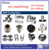 精密OEM CNCの機械化の部品、着色された陽極酸化されたアルミニウム
