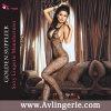 Vente en gros sexy de lingerie de vente de mode de corps de femmes chaudes de bas (KSB0-076)