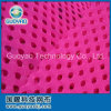Color doble Mesh Fabric para Sport Shoes, Polyester Nylon Knitted Mesh Fabric